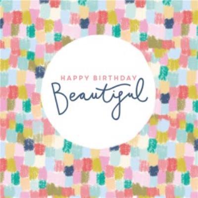Shake It Up Happy Birthday Beautiful Card