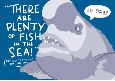 Shake It Up Plenty Of Fish Card