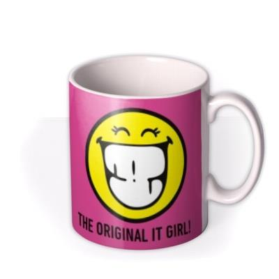 Smiley World The Original It Girl Photo Mug