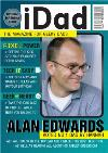 I Dad Magazine For Geeky Dad Personalised Photo Card
