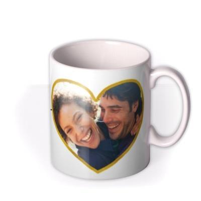 Valentine's Day Gorgeous Photo Upload Mug