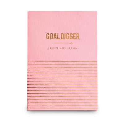 Alice Scott Goal Digger A5 Diary
