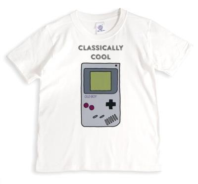 Classically Cool Personalised T-shirt