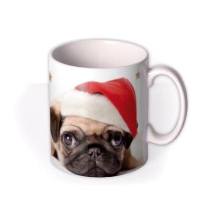 Cute Puppy Christmas Naps Are Overrated Mug