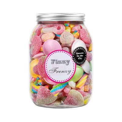 Fizzy Heaven Giant Jar of Sweets