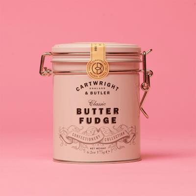 Cartwright & Butler Butter Fudge Food Tin