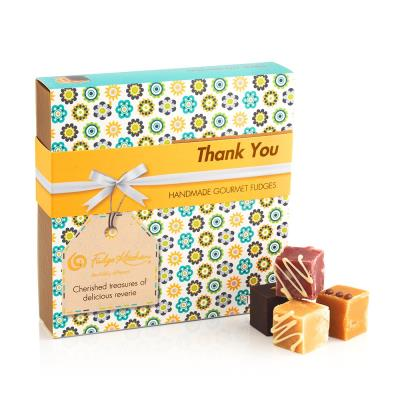 Fudge Kitchen Thank You Butter Fudge Gift Box