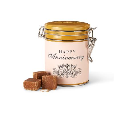 Cartwright & Butler Happy Anniversary Belgium Chocolate Fudge