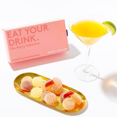 The Party Cocktail Gummies Selection