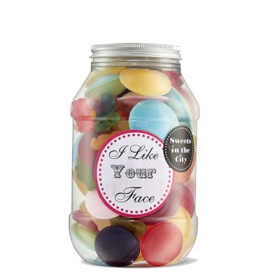 I Like Your Face Jar of Sweets