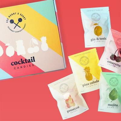 Cocktail Candies Gift Box
