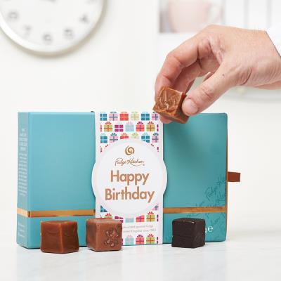 Fudge Kitchen Happy Birthday Salted Fudge Sharer (330g)
