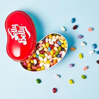 Collectors Tin of 50 Assorted Flavours Jelly Belly (200g)