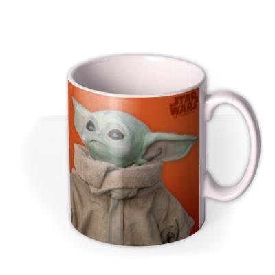 This is My Good Side Baby Yoda Star Wars Mug