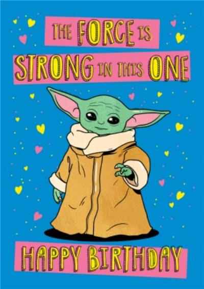 Amazon Com Birthday Card For Son From Hallmark Star Wars Super Card Good Guy Design Office Products