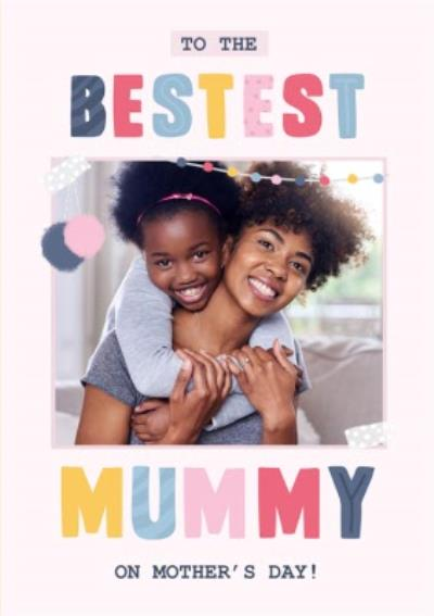 As My Amazing Mum Photo Upload 1st Mother's Day Card