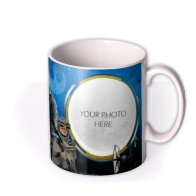 Star Wars Hero Photo Upload Mug