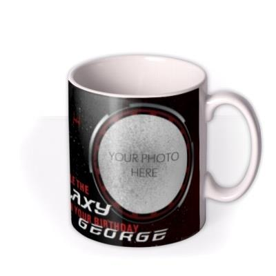 Star Wars Kylo Ren Photo Upload Mug