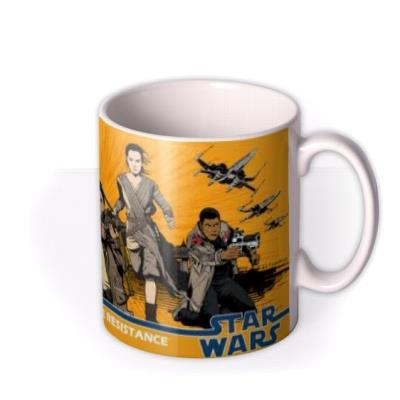Star Wars Resistance Personalised Mug
