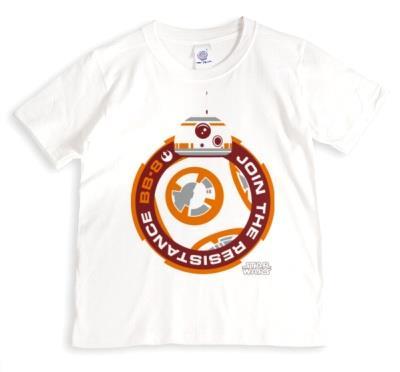 Star Wars BB-8 Personalised T-shirt