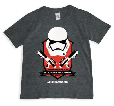 Star Wars Storm Trooper Division Personalised T-shirt