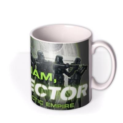 Star Wars Rogue One Protector Personalised Mug