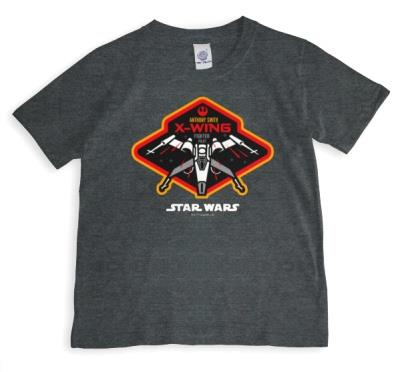 Star Wars X-Wing Personalised T-shirt