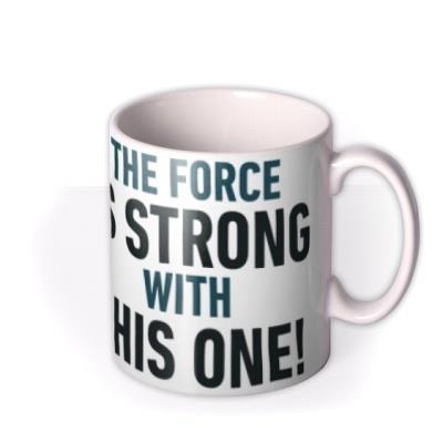 Star Wars Mug - non personalised