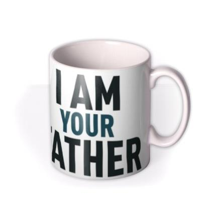 Star Wars Father's day Mug - non personalised