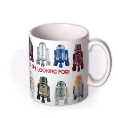 Star Wars The Droid I'm Looking For! Mug