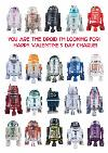Star Wars You AreThe Droid I'm looking For Valentine's Day Card