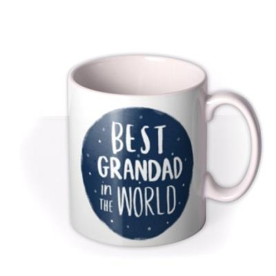 Best Grandad In The World Photo Mug