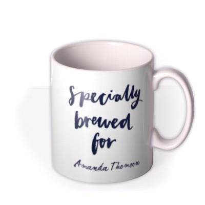 Mug - Brew - Typographic