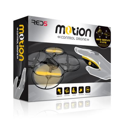 Motion Control Quadcopter Drone