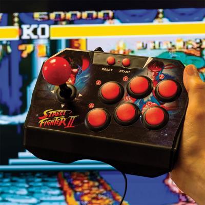 Street Fighter Arcade Controller