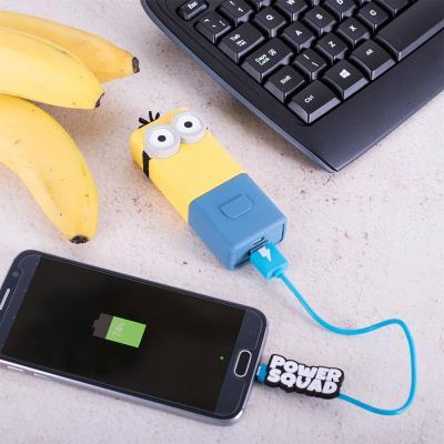 Minions PowerSquad Powerbank