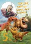 The Good Dinosaur Stomp, Roar And Growl Photo Card
