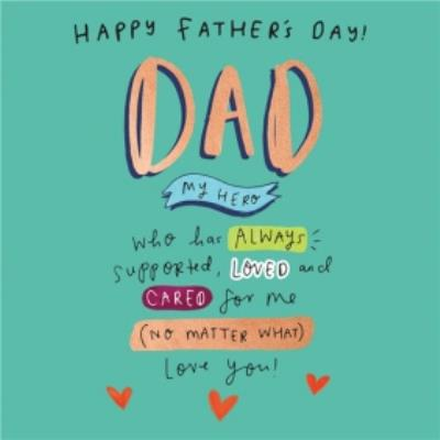 Happy Fathers Day The Happy News Card