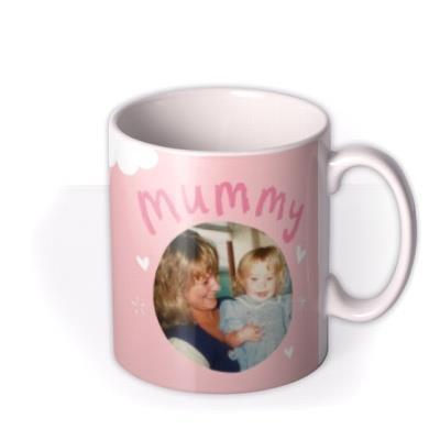 Cute Photo upload Mug for The Best Mummy Ever