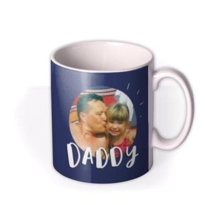 Photo upload Mug for Dad Love You to The Stars And Back