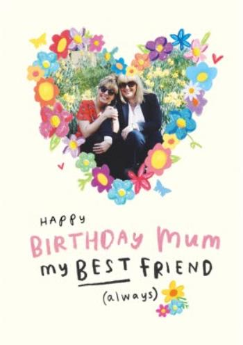 Strange Happy Birthday Card Mum Sentimental Best Friend Photo Funny Birthday Cards Online Aboleapandamsfinfo