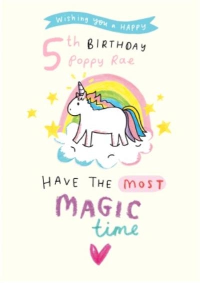Emily Coxhead The Happy New Have the most Magic Time