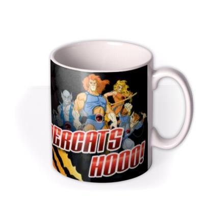 Retro Thundercats Hooo! Mug