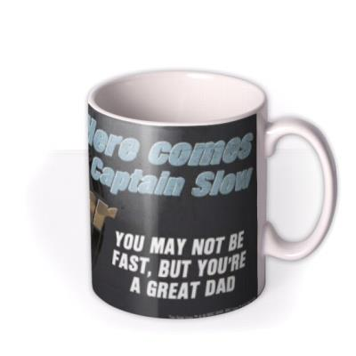 Top Gear Captain Slow Personalised Name Mug