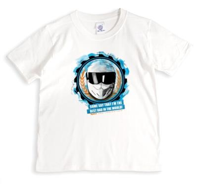 Father's Day Top Gear The Stig Personalised T-shirt