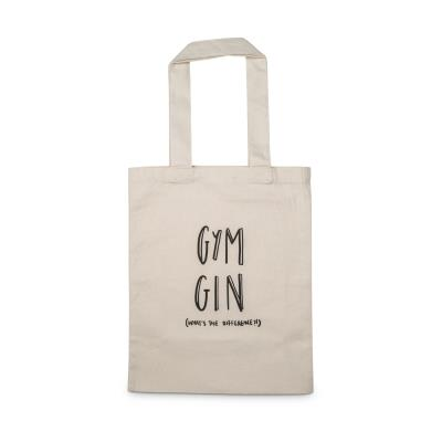 Gym Gin Tote