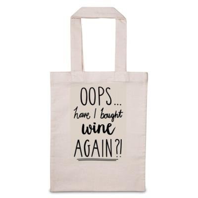 Oops Have I Bought 'Personalise Me' Again Tote Bag