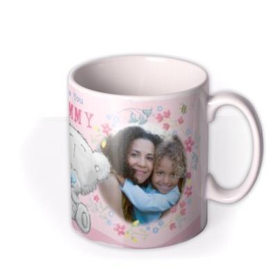 Me To You Tiny Tatty Teddy Love You Mummy Photo Upload Mug