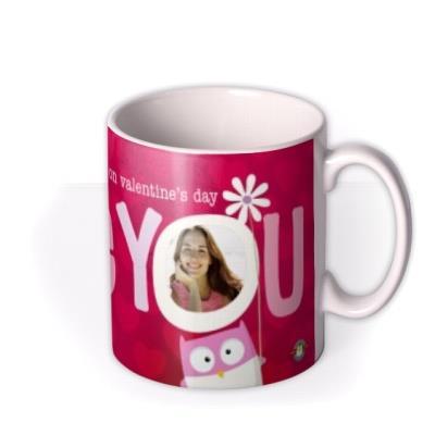 Valentine's Day Someone Special Photo Upload Mug