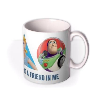 Toy Story Birthday Mug with Optional Photo upload